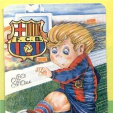 Coleccionismo Calendarios: CALENDARIO 1985. FC BARCELONA. FUTBOL. BARÇA.. Lote 23703216