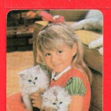 Coleccionismo Calendarios: CALENDARIO DEL AÑO 1987 PUBICIDAD EXTRANJERO . Lote 26721626