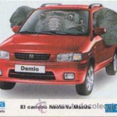 Coleccionismo Calendarios: CALENDARIO DE MAZDA DE 1999. Lote 187406010