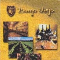 Coleccionismo Calendarios: CALENDARIO DE BODEGAS BURGO VIEJO DE 2002. Lote 246899375