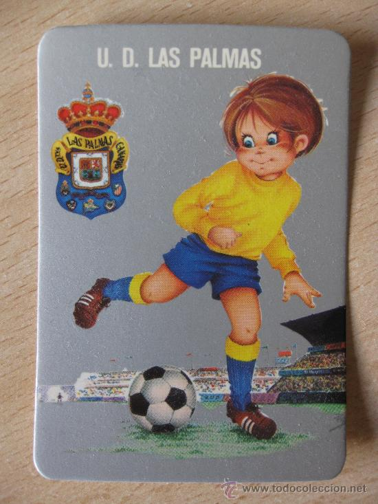 Calendario Ud Las Palmas.Calendario U D Las Palmas Futbol 1977 Perfecto Canarias