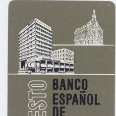 Coleccionismo Calendarios: CALENDARIO FOURNIER 1985 - BANCO ESPAÑOL DE CREDITO, BANESTO. Lote 27702834