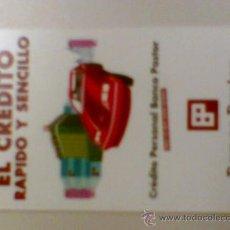 Coleccionismo Calendarios: CALENDARIO FOURNIER BANCO PASTOR 1992 . Lote 27771787