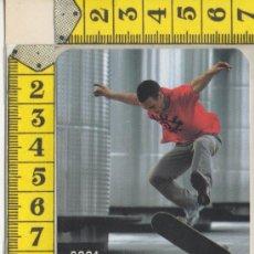 Coleccionismo Calendarios: CALENDARIO DE BOLSILLO DE BANCO CAJA LABORAL EUSKADIKO KUTXA AÑO 2001. Lote 28154041