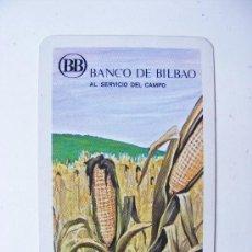 Coleccionismo Calendarios: CALENDARIO, BANCO DE BILBAO, FOURNIER, 1971. Lote 28512680