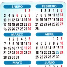 Coleccionismo Calendarios: 2333-CALENDARIO 2005-AVENIDA, PERFUMERIAS. Lote 29065538