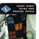 Coleccionismo Calendarios: CALENDARIO FOURNIER TOALLAS SIRENA AÑO 1965. Lote 29317377