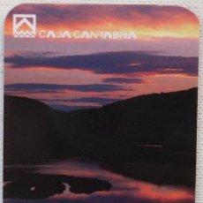 Coleccionismo Calendarios: CALENDARIO CAJA CANTABRIA AÑO 2001. Lote 29325044