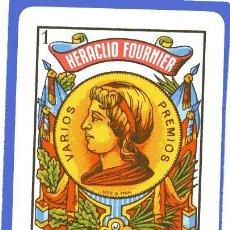 Coleccionismo Calendarios: CALENDARIO DE AS DE OROS (H. FOURNIER). AÑO 2012. Lote 161650128