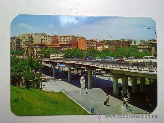 CALENDARIO 1976, RECLAMOS GRANDE G - 34, MADRID MUSEO AL AIRE LIBRE, COMO NUEVO (Coleccionismo - Calendarios)