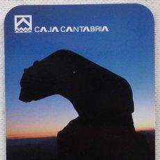 Coleccionismo Calendarios: CALENDARIO CAJA CANTABRIA AÑO 2001. Lote 29439641