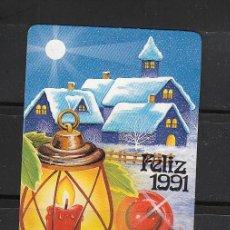 Coleccionismo Calendarios: FELIX 1991. CALENDARIO 1991. Lote 29477538