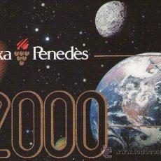 Coleccionismo Calendarios: 2739- CALENDARIO CAIXA PENEDES- 2000- EN CATALAN. Lote 29486226