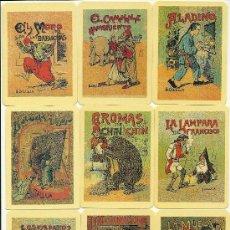 Coleccionismo Calendarios: SERIE COMPLETA DE -18- CALENDARIOS DE CUENTOS DE CALLEJA. AÑO 2002.. Lote 29506738