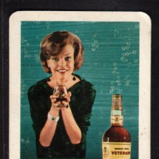 Coleccionismo Calendarios: CALENDARIO FOURNIER 1964. Lote 29527571