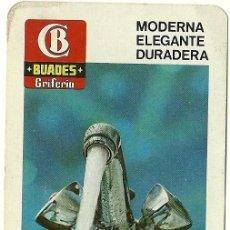 Coleccionismo Calendarios: FOURNIER 1970. CALENDARIO FOURNIER SÁBANAS GRIFERÍA BUADES. AÑO 1970.. Lote 29725468