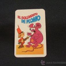 Coleccionismo Calendarios: CALENDARIO DE BOLSILLO - EL SOLDADITO DE PLOMO - 1977 - . Lote 29849602