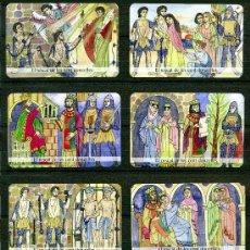 Coleccionismo Calendarios: 8 - CALENDARIOS BOLSILLO - BAGA 2007. Lote 90827242