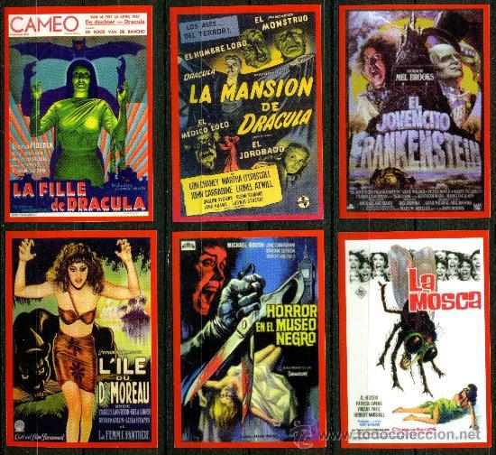 Coleccionismo Calendarios: 27 - Calendarios Bolsillo - CINE TERROR 2010 - Foto 3 - 112139186