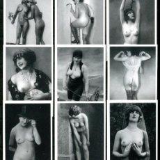 Coleccionismo Calendarios: 27 CALENDARIOS BOLSILLO B/N - 2010. Lote 112139076