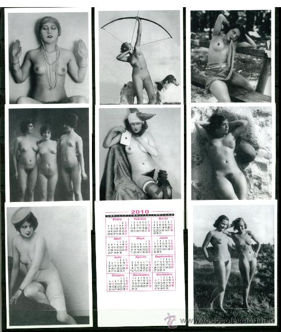 Coleccionismo Calendarios: 27 Calendarios BOLSILLO B/N - 2010 - Foto 3 - 112139076