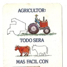 Coleccionismo Calendarios: CALENDARIO FOURNIER 1976 BANCO BILBAO. Lote 29985976