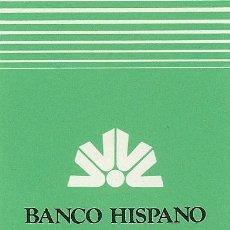 Coleccionismo Calendarios: CALENDARIO FOURNIER DEL BANCO HISPANO AMERICANO. AÑO 1975. (HF3). Lote 30129096