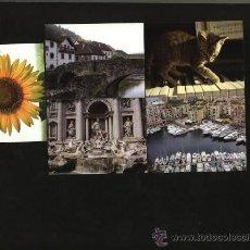 Coleccionismo Calendarios: LOTE 5 CALENDARIOS PUBLICITARIOS, 2008. Lote 30179097