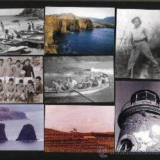 Coleccionismo Calendarios: LOTE 8 CALENDARIOS PUBLICITARIOS, 2008. Lote 30179141