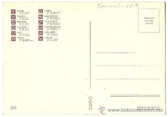 Calendario Zodiacale.Calendario De Signos Del Zodiaco Ano 1968 Horoscopo