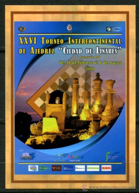 26 - CALENDARIOS BOLSILLO - AJEDREZ – 2009 (Coleccionismo - Calendarios)
