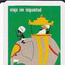 Coleccionismo Calendarios: CALENDARIO BOLSILLO FOURNIER 1971 BANCO DE BILBAO. Lote 30337507