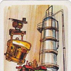Coleccionismo Calendarios: CALENDARIO BOLSILLO FOURNIER 1971 BANCO DE BILBAO . Lote 30337605