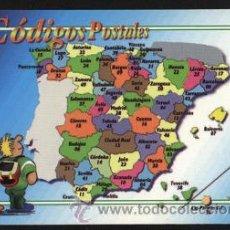 Coleccionismo Calendarios: CALENDARIO - CÓDIGOS POSTALES, 2009. Lote 30524132
