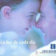 Coleccionismo Calendarios: CALENDARIO DE BOLSILLO DE 1999 PUBLICIDAD DE IBERDROLA. Lote 30544652