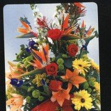 Coleccionismo Calendarios: CALENDARIO TEMA FLORES, 2009. Lote 30691966