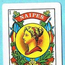 Coleccionismo Calendarios: CALENDARIO NAIPES COMAS, 1986.. Lote 30797729