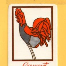 Coleccionismo Calendarios: CALENDARIO DE POLLOS AL AS GOURMET REUS DEL AÑO 1994 CON PUBLICIDAD . Lote 30853594