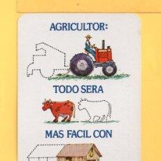Coleccionismo Calendarios: 01-CALENDARIO DEPUBLICIDAD DEL H FORNIER DEL AÑO 1976 DE BANCO DE BILBAO. Lote 31000742