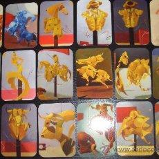 Coleccionismo Calendarios: COLECCION DE 18 CALENDARIOS DE PINTURAS TAURINAS. EDICIÓN PARTICULAR.. Lote 31128462