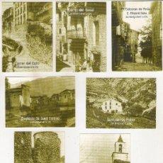 Coleccionismo Calendarios: -37712 9 CALENDARIOS CIUDAD DE BARCELONA, PRECIOSOS RINCONES Y MONUMENTOS, AÑO 2006. Lote 31207838