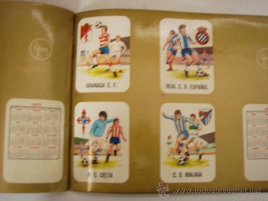 CATÁLOGO COMPLETO CALENDARIOS DE BOLSILLO, AÑO 1975 (Coleccionismo - Calendarios)