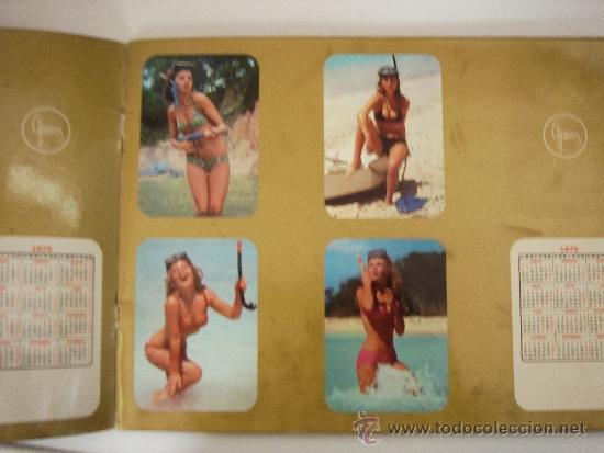 Coleccionismo Calendarios: CATÁLOGO COMPLETO CALENDARIOS DE BOLSILLO, AÑO 1975 - Foto 3 - 31572456