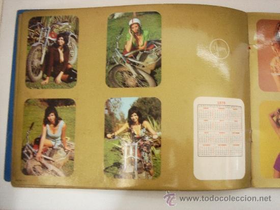 Coleccionismo Calendarios: CATÁLOGO COMPLETO CALENDARIOS DE BOLSILLO, AÑO 1975 - Foto 5 - 31572456