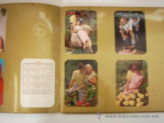 Coleccionismo Calendarios: CATÁLOGO COMPLETO CALENDARIOS DE BOLSILLO, AÑO 1975 - Foto 6 - 31572456