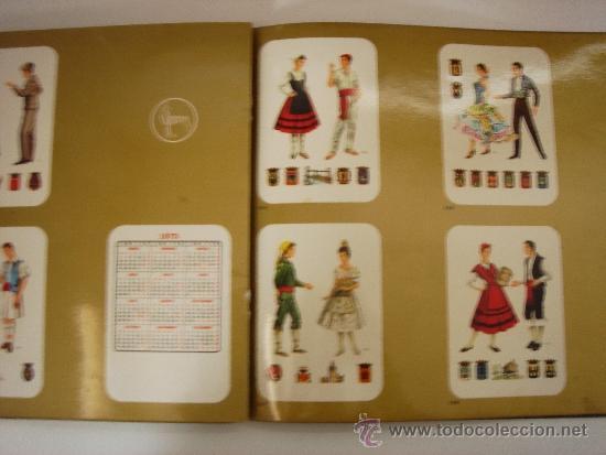 Coleccionismo Calendarios: CATÁLOGO COMPLETO CALENDARIOS DE BOLSILLO, AÑO 1975 - Foto 7 - 31572456