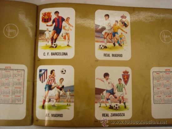 Coleccionismo Calendarios: CATÁLOGO COMPLETO CALENDARIOS DE BOLSILLO, AÑO 1975 - Foto 11 - 31572456