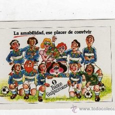 Coleccionismo Calendarios: CALENDARIO 1979 - H FOURNIER , BANCO GUIPUZCOANO , . Lote 31797453