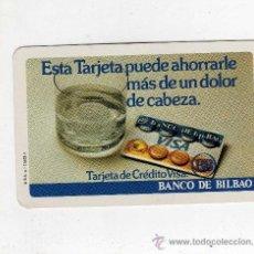 Coleccionismo Calendarios: CALENDARIO 1982 - H FOURNIER , BANCO DE BILBAO , . Lote 31797463