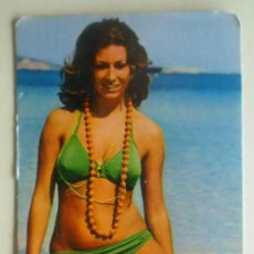 Coleccionismo Calendarios: CALENDARIO. SALA DE BAILE NIZA. 1974.. Lote 32312773